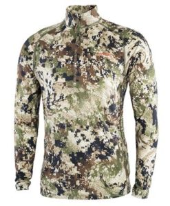 Sitka Merino Core Light Weight Half-Zip